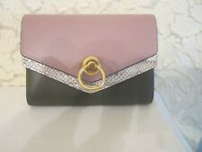 Mulberry Harlow Silky Calf & Ayers Wallet
