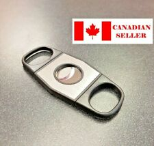 Premium Quality Cigar cutter, Stainless blade, Thin. Canadian seller.