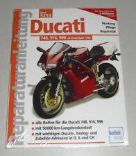 Reparaturanleitung Ducati 748, 916, 996 ab Baujahr 1994