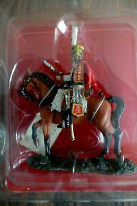 Cavalier Delprado N° 113 Rohan hussars 2nd régiement 1796 - Hussards de Rohan