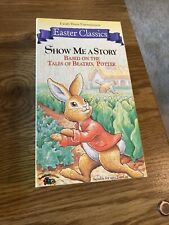 Show Me A Story -Based on the Tales of Beatrix Potter Vol. 1 & 2 VHS