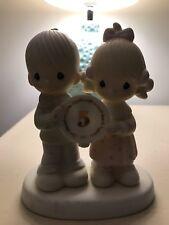 Precious Moments 5th Anniversary Figurine