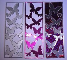 PANNELLO a farfalla in metallo taglio DIE Card Making Scrapbooking Goffratura ARTE Craft