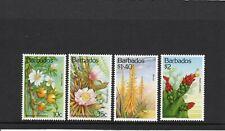 Barbados 1993 Cacti & Succulents set UM (MNH)