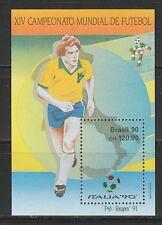 DC 27) Brasilien: Block 84 **, Fußball! 2 Scans!