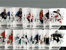 10/11 Panini All Goalies NHL Hockey Complete Set of 100 Cards Stars/Superstars