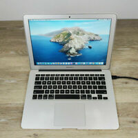 13.3'' Apple MacBook Air 2015 Core i5 1.6Ghz 4GB 128G SSD Osx-2019 A1466 Laptop