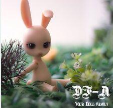 Rabbit Doll Family DF-A Doll 12cm BB pet cute baby dollfie BJD