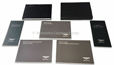 2004 BENTLEY ARNAGE T BORDMAPPE POUCH HANDBUCH OWNER'S MANUAL ENGLISH USA