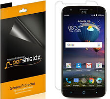 6X Supershieldz HD Clear Screen Protector Shield Saver For ZTE Warp 7