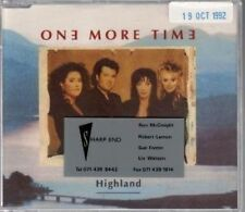 One more Time Highland (1992) [Maxi-CD]