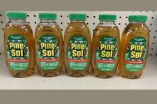 Pine Sol Multi Surface Liquid Cleaner Original Scent 9.5oz - 5 pack