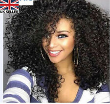 Afro Kinky Wig Cheap Synthetic Long Kinky Curly Wigs For Black Women New