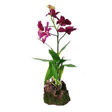 Lucky Reptile - Orchidée lila-kunststoffpflanze terrariumpflanzen reptiles