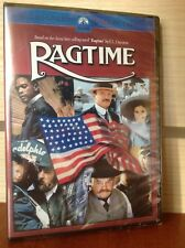 Ragtime (DVD, 2004, Widescreen Collection) NEW & FACTORY SEALED