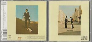 Pink Floyd - Wish You Were Here CD CK 33453 CBS ORIGINAL EARLY PRESS