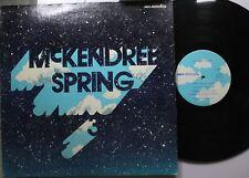 Rock Lp Mckendree Spring 3 On Mca