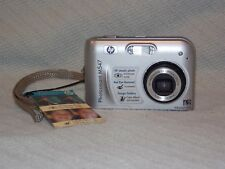 HP Photo Smart M547 6.2 MP Silver Digital Camera