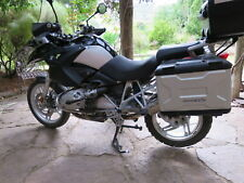 FUEL TANK TRIM PANEL LEFT BMW R 1200 GS FROM 10/04. IN STORE 500+ USED BMW PART