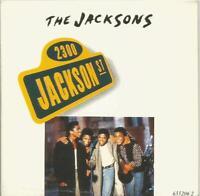 The Jacksons - 2300 Jackson St. 1989 CD single