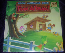 MUSIC MACHINE CLUB FUN ALBUM!  SEALED  LP  1986  BIRDWING  AGAPELAND