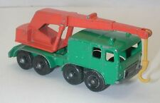 Matchbox Lesney No. 30 8 Wheel Crane oc8268