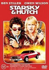 STARSKY & HUTCH - BRAND NEW & SEALED R4 DVD (BEN STILLER, OWEN WILSON)