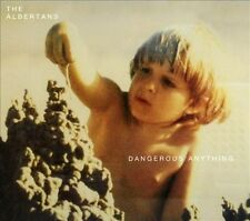 Dangerous Anything [Digipak] by The Albertans CD 2013 Ernest Jenning