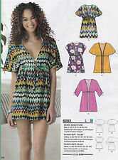 From UK Sewing  Pattern Tops  8-20 #6283