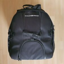 Olympus E-System Pro Weatherproof Backpack Rucksack Camera Bag VGC RRP £169.99
