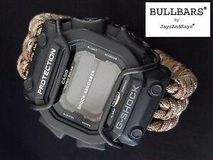 JaysAndKays® BULLBARS® for Casio G-Shock GX56 GX-56 King Wire Guards Bull Bar