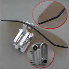 Smoke Windscreen Deflector Windshield High Motorcycle For BMW R1150GS Adventure