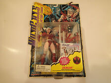 Wild C.A.T.S. ZEALOT Action Figure 1994 Playmates Jim Lee New on Card