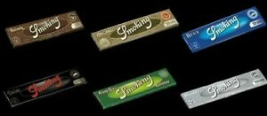 Smoking King Size Rolling Papers Red Master Deluxe Hemp Pack Sizes - FREE POST