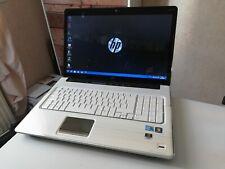 """HP  dv7 17.3"""" Core i7-720QM @ 2.8 GHz nVidia GeForce GT  8G Ram HDD 500G Blu-Ray"""