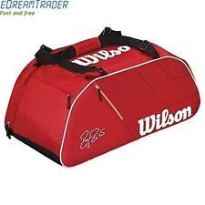 Wilson Federer Team Tennis Racket Duffle Bag RRP £60 FREE P&P