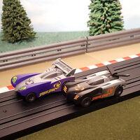 Micro Scalextric Pair Of 1:64 Cars - Scorpion Strike
