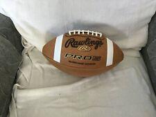 Rawlings Pro 5 game ball. Longhorn logo