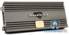 ZAPCO Z-150.4LX 4-CHANNEL 1000W RMS COMPONENT SPEAKERS CLASS AB CAR AMPLIFIER