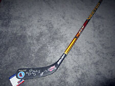 BRENDAN SHANAHAN Detroit Red Wings SIGNED Autographd Hockey Stick w/ PSA COA HOF