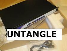 1U Rackmount Rack Intel Untangle pfSense SOPHOS Enterprise Firewall Server 6 LAN