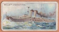 """Radetzky"" Austrian Battleship Navy Dreadnought 100+ Y/O Trade Ad Card"