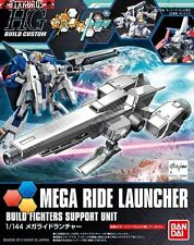 Mega Ride Launcher HGBC Weapon Accessory Gundam Build Fighters Try 1/144 Bandai