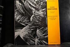 C. Monteverdi - Tirsi & Clori Madrigaux / Deller Consort/Collegium Aureum