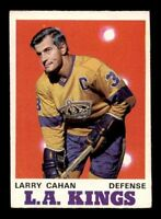 1970-71 O-Pee-Chee #164 Larry Cahan EX/EX+ X1286305