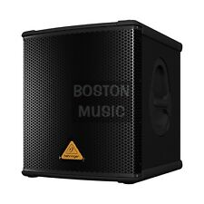 "Behringer B1200d Pro 12"" Subwoofer Active PA Powered Portable Sub 713757159715"