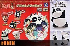 GENMA SAOTOME PANDA - RANMA 1/2 Deformed Keychain - Portachiavi Swing SK JAPAN