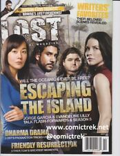 Lost The Official Magazine #20 Sun Sayid Hurley Kate Cover Evangeline Lilly