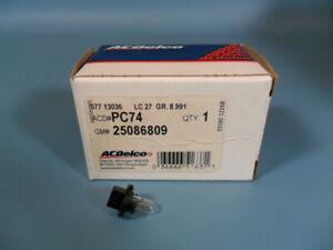 Instrument Light  ACDelco GM Original Equipment  PC74