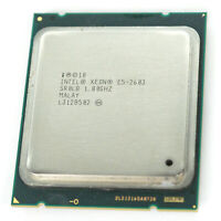Intel Xeon E5-2603 4-Core 1.8GHz 10MB 6.4GT/s LGA2011 SR0LB Server CPU Processor